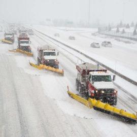 Toronto en hiver